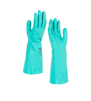 Заштитни ракавици-KLEENGUARD* G80 Nitrile Chemical Resistant Gloves