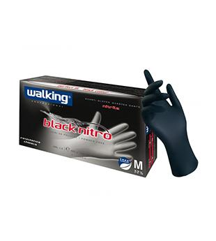 Нитрилни ракавици  BLACK NITRO